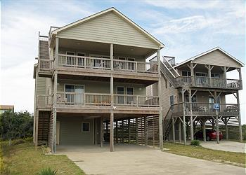 KD904- PANACEA; SEMI-OCEANFRONT W/ VIEWS - Image 1 - Kill Devil Hills - rentals