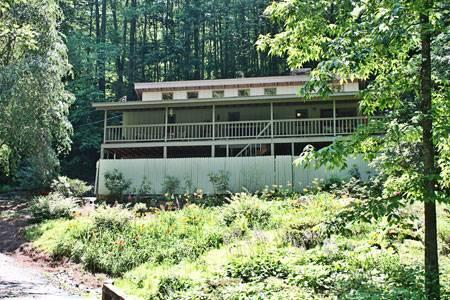 Tilley Creek House - Image 1 - Cullowhee - rentals