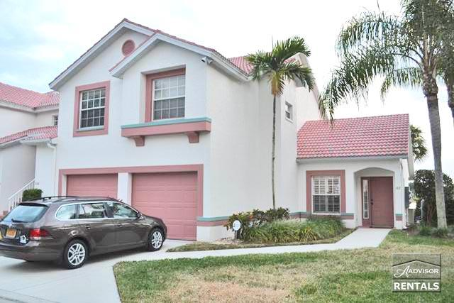 Lovely first floor coach home with breathtaking lake views. 90 day minimum - Image 1 - Naples - rentals