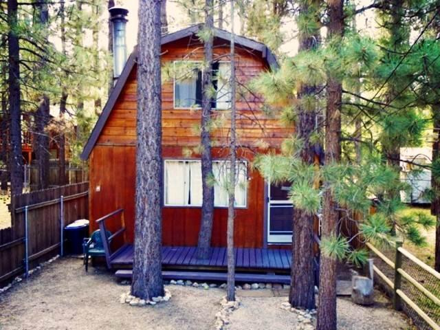 A Charming Cabin - Image 1 - Big Bear City - rentals