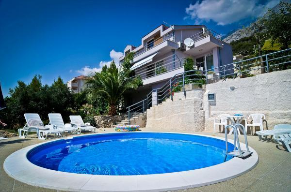 VILLA WITH POOL, MAKARSKA - Image 1 - Croatia - rentals