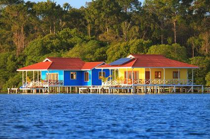 Amazing Over The Water houses - Paraiso Escondido - Amazing over the water house in Caribbean paradise - Bocas Town - rentals