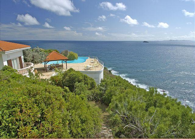 Villa Peninsula - Luxurious Private Unique Villa set on 6 acres! - Image 1 - Saint Martin-Sint Maarten - rentals