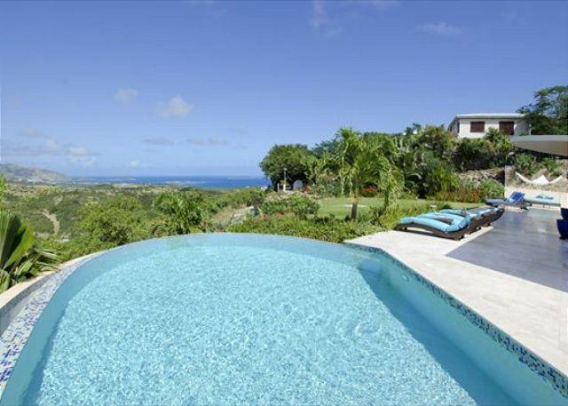 On Island Time is a wonderful new, stylish,villa located in Oyster Pond - Image 1 - Saint Martin-Sint Maarten - rentals