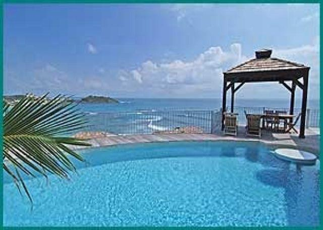 Valhalla boasts one of the most expansive ocean views on the island. - Image 1 - Saint Martin-Sint Maarten - rentals