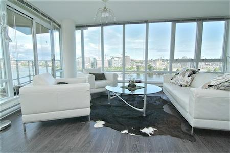 Downtown Vancouver Yaletown 2 Bedroom Executive Rental - Image 1 - Vancouver - rentals