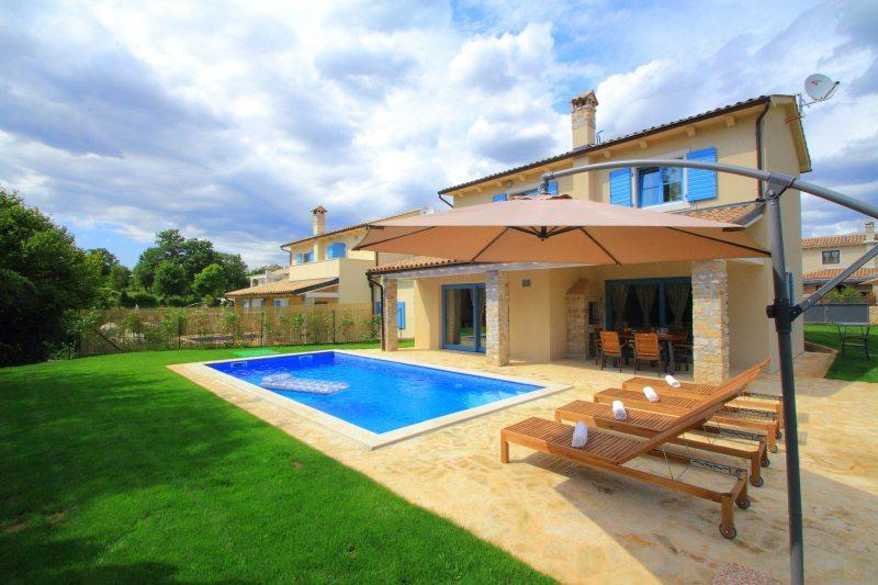 Villa Octava, holiday house with private pool - Image 1 - Barban - rentals