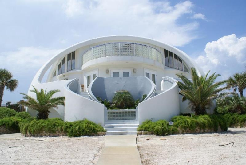 "Pensacola Beach Dome Home - Famous ""Dome Home"" of Pensacola Beach - Pool - Pensacola Beach - rentals"