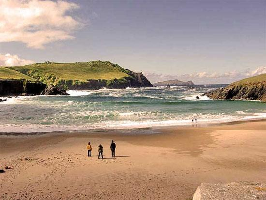 The Stunning Beaches & Coves of South Kerry - Top Rated Ring of Kerry 5 Bdrm Cottage,The Gathering - Cahersiveen - rentals