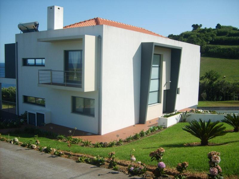 Left side view - Faial, Azores, Vacation Home for Rent and for Sale - Horta - rentals