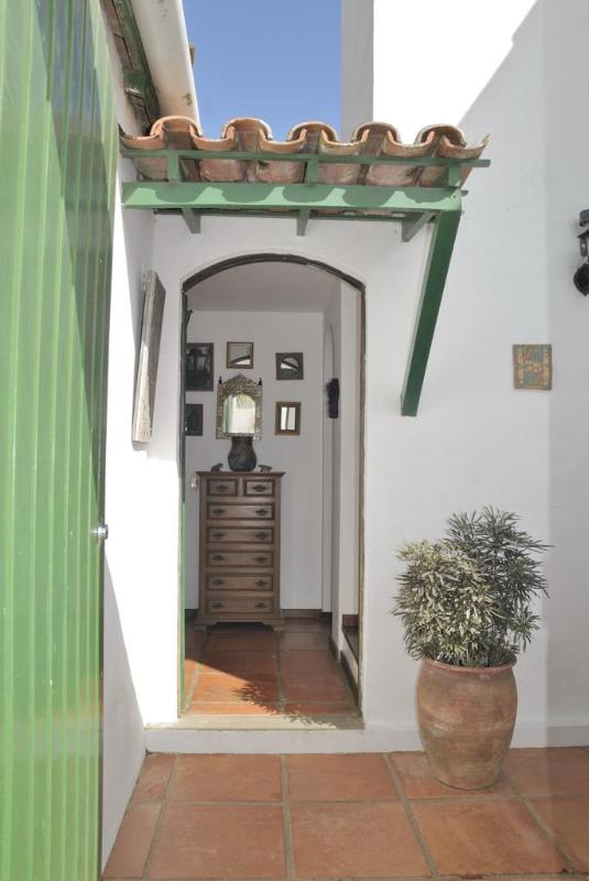 Door entrance - Spetacular sunset with sea view is from our terrace - Buzios - rentals