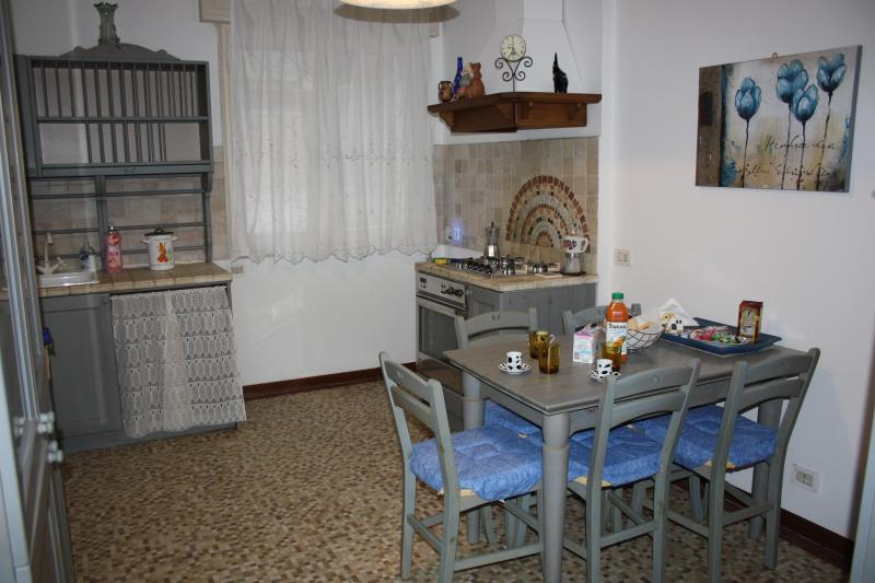 Kitchen - Big apartment in Venice with great transport links - Venice - rentals