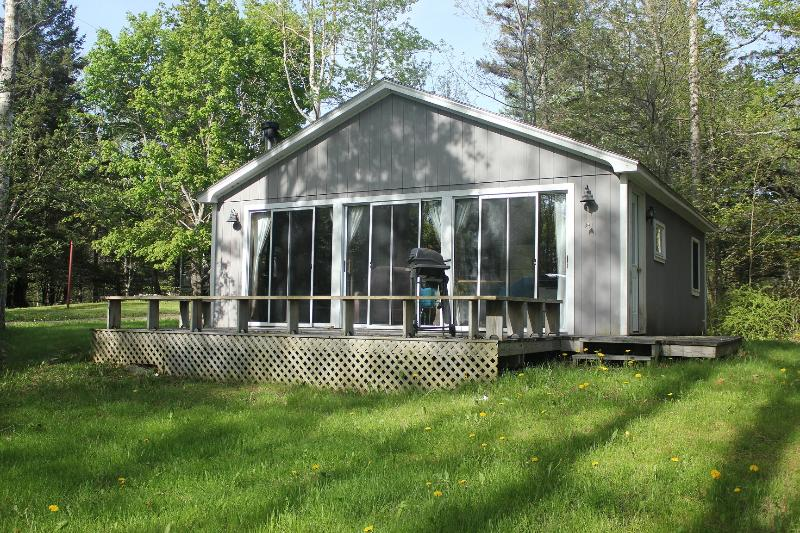 Sea Spray Cottage Exterior - Sea Spray Cottage - Deer Isle - rentals
