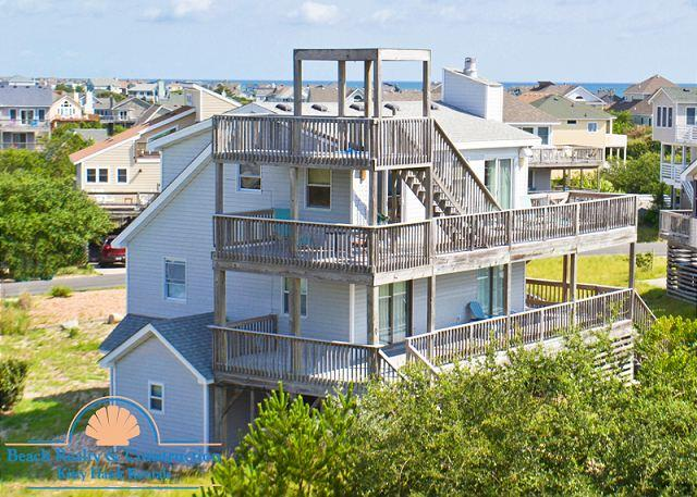 The Bank's Beach House 3904 - Image 1 - Duck - rentals