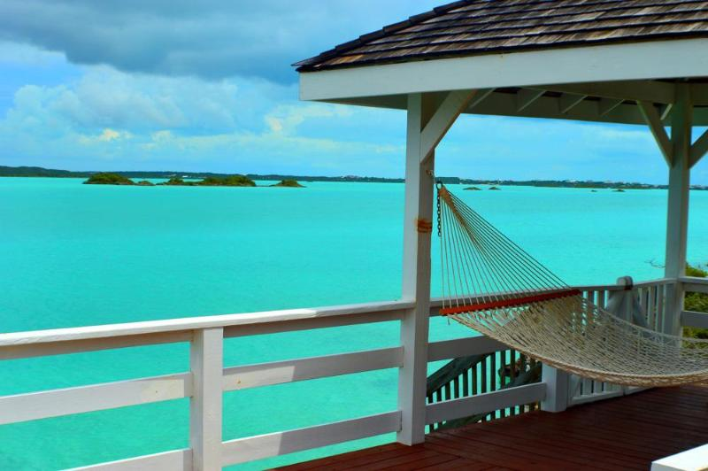 Aqua - Breathtaking Views , direct Water Access 3 Bedroom 2.5 Bath in Providenciales, Turks - Absolutely Breathtaking 3 Bedroom Oceanfront Villa - Chalk Sound - rentals