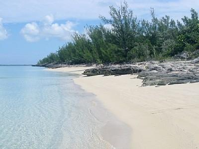 Beach - Roomy House, with Open Living, Dining and Kitchen - Eleuthera - rentals
