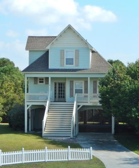 Exterior - Forget Me Not - Emerald Isle - rentals