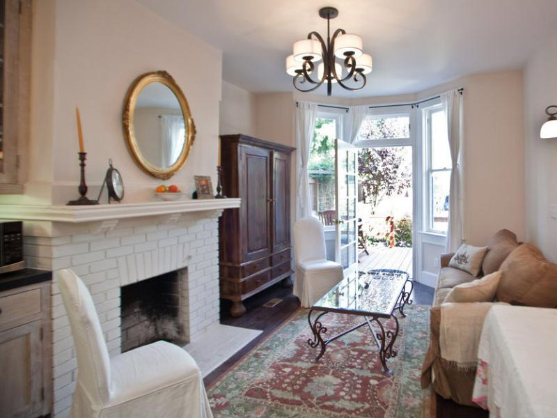 Castro Garden Home | 2BR + 1BA for 6 Guests - Image 1 - San Francisco - rentals