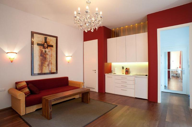 Your calm designer flat close to the Vienna's main shopping street - Image 1 - Vienna - rentals