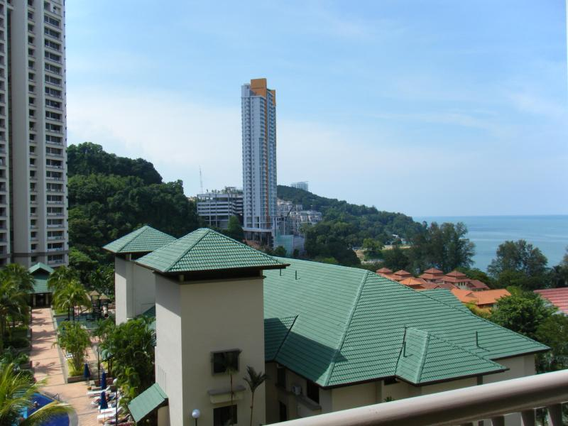 Ocean View from balcony,facing Andaman Sea - Dream Holiday Home Batu Feringghi, Penang,Malaysia - Batu Ferringhi - rentals