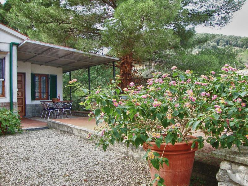 Nice house with garden by the sea - Elba Island - Image 1 - Rio Marina - rentals