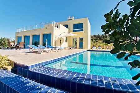 VIEW THIS!...outstanding 3 bedroom villa with..... - Image 1 - Kyrenia - rentals