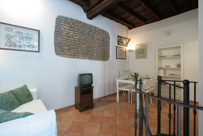 ENTRANCE  - ROMANTIC TRASTEVERE - Roma - rentals