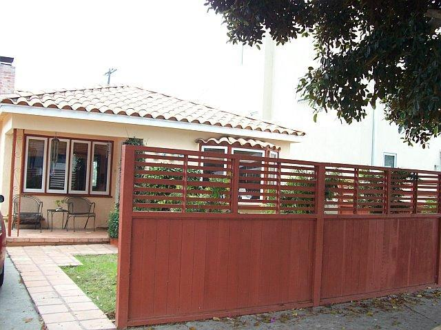front of bungalow - barbaras bungalow by Venice Beach - Venice Beach - rentals