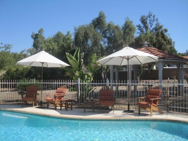 At the pool - Fantastic Retreat between LA and San Diego - Anaheim - rentals