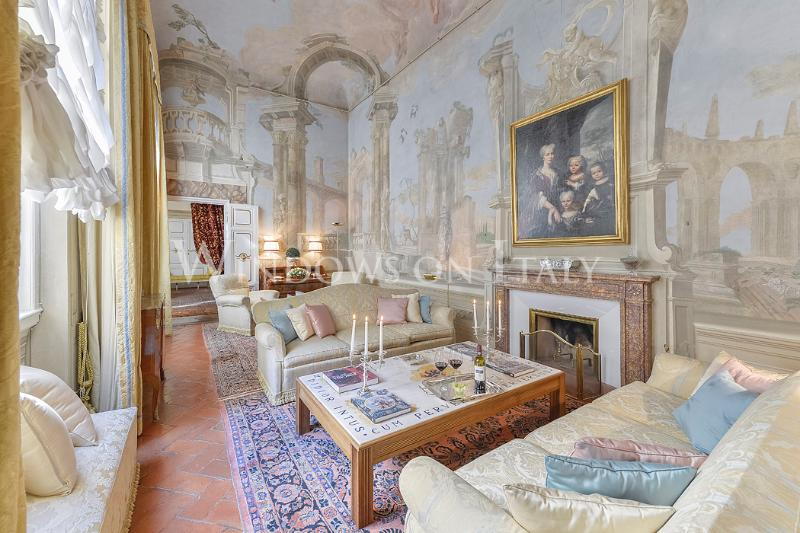 Maggio Palace - Windows on Italy - Image 1 - Florence - rentals