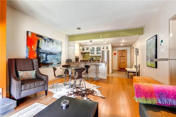 EDELWEISS HAUS 308: Walk to Lifts! - Image 1 - Park City - rentals