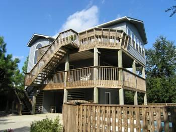 MERIDIAN - Image 1 - Southern Shores - rentals