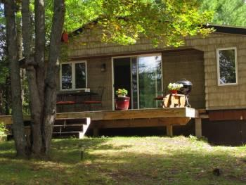 Evergreen Cottage near Pictured Rocks , cozy, semi secluded, woodsy view! - Image 1 - Christmas - rentals
