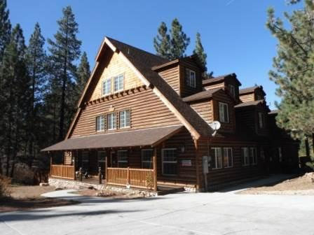 Four Seasons Chalet #1373 - Image 1 - Big Bear Lake - rentals