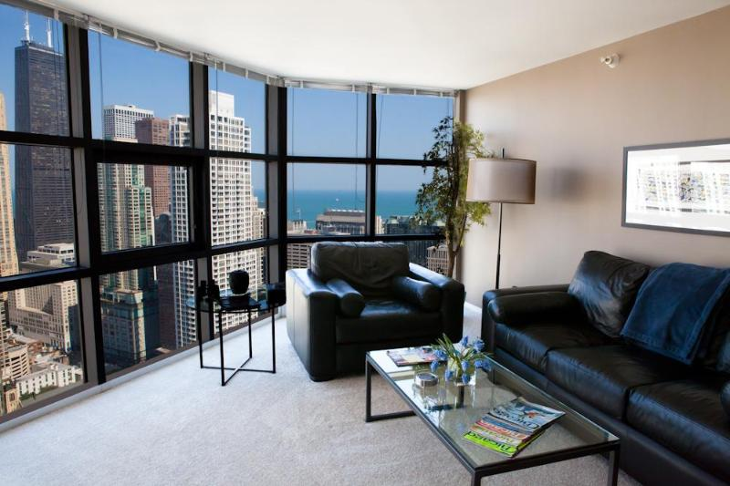 Penthouse #5 - Image 1 - Chicago - rentals