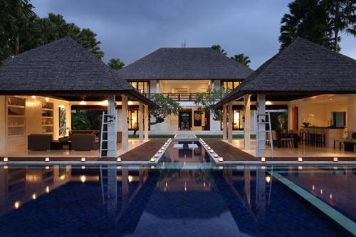 Villa Asante by night - 200 m from the beach, spacious Villa Asante - Canggu - rentals