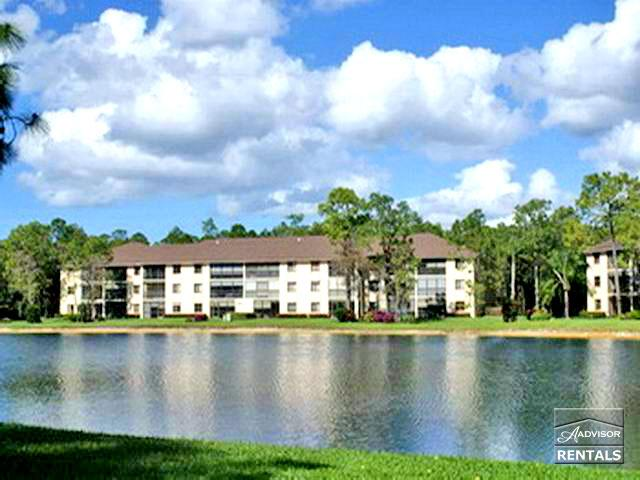 This is a beautifully furnished condo with panoramic lake views. - Image 1 - Naples - rentals