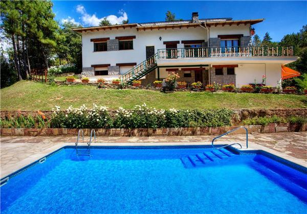 Holiday house for 12 persons, with swimming pool , in Lérida - Image 1 - Tiurana - rentals