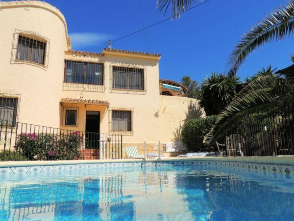 Villa Tallakim, Moraira with Private Pool - Image 1 - Moraira - rentals