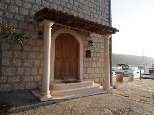 Magnificent waterfront villa in Dubrovnik - Image 1 - Croatia - rentals