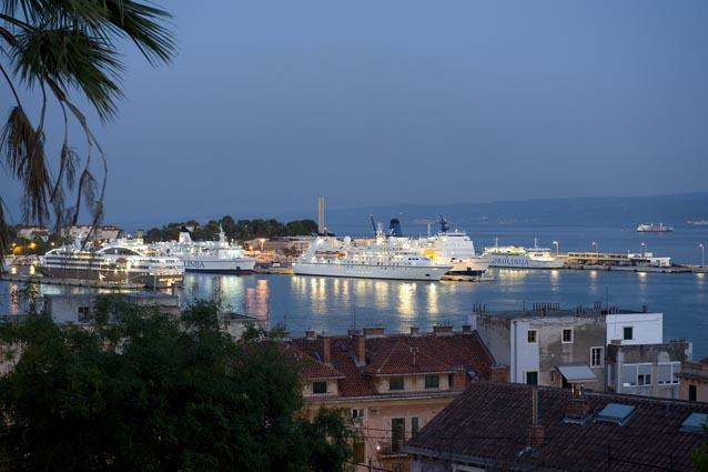 Luxury holiday villa in Split - Image 1 - Split - rentals