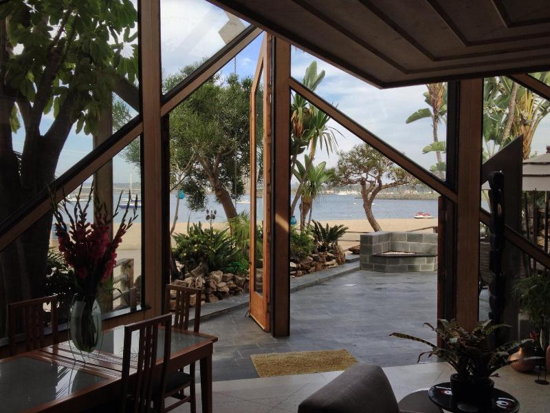 Photo from Living Room - 5 Million Dollar Estate on the Water Mission Beach - Mission Beach - rentals