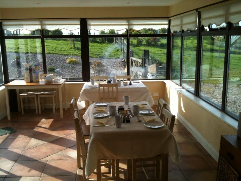 Breakfast in the conservatory - Mountain View B&B - Northern Ireland - rentals