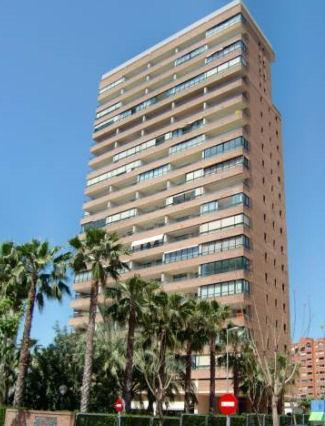 Central Levante area - 650m from the beach - Image 1 - Benidorm - rentals