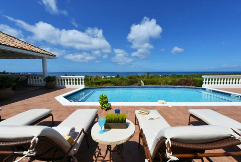 St. Martin Villa 80 This Gorgeous Villa Is Very Sophisticated And Elegant. Can Be Rented As A 3-5 Bedroom Villa. - Image 1 - Terres Basses - rentals
