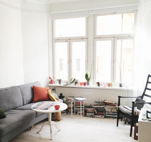 Living room / Bedroom - Best location on Sodermalm Stockholm - Stockholm - rentals