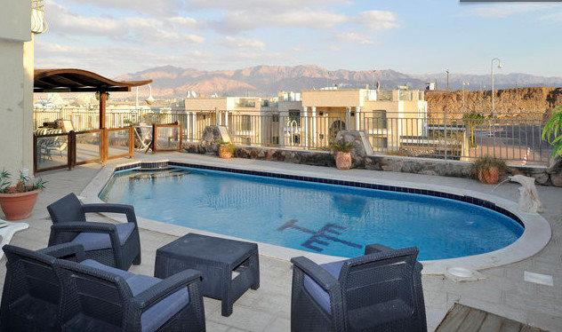 VillaSun.. family home by the Sea - Image 1 - Eilat - rentals