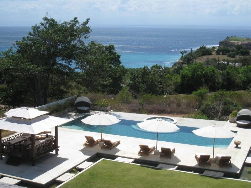 View from Third Floor at Villa Bulan Putih - Stunning Bukit Bali 7Bdrm Luxury Villa Bulan Putih - Bali - rentals