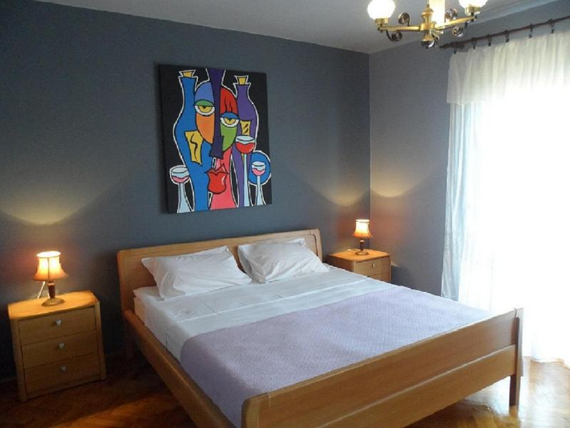 master bedroom - Apartment ania by the beach - Zadar - rentals