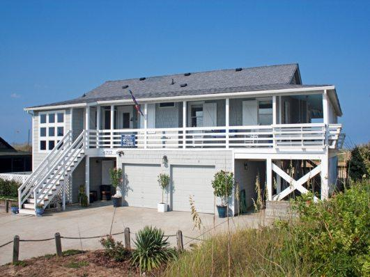 Front Exterior - JR11: Shell Cottage - Nags Head - rentals